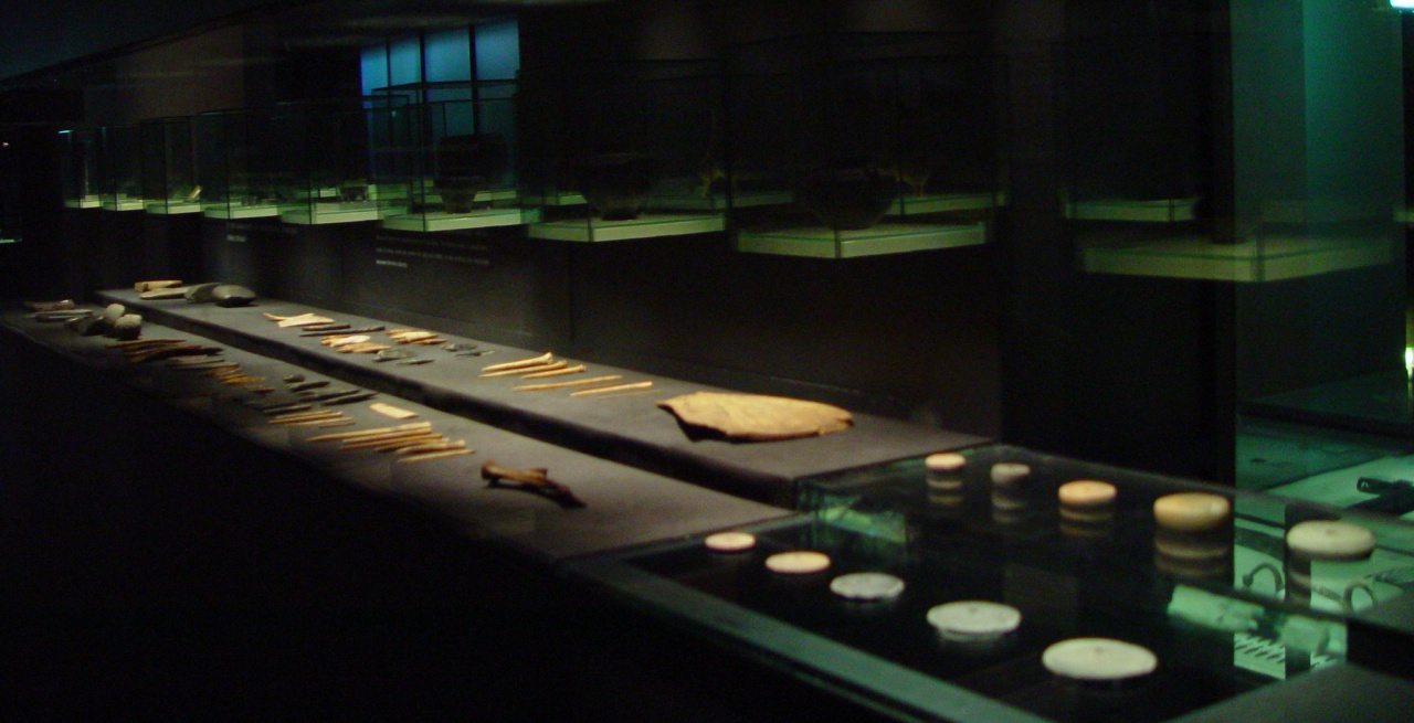 Lung-shan Culture (2600 – 2000 BC)