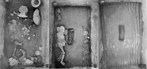 HSIAO-T'UN:EARLY BURIALSTOMB M331